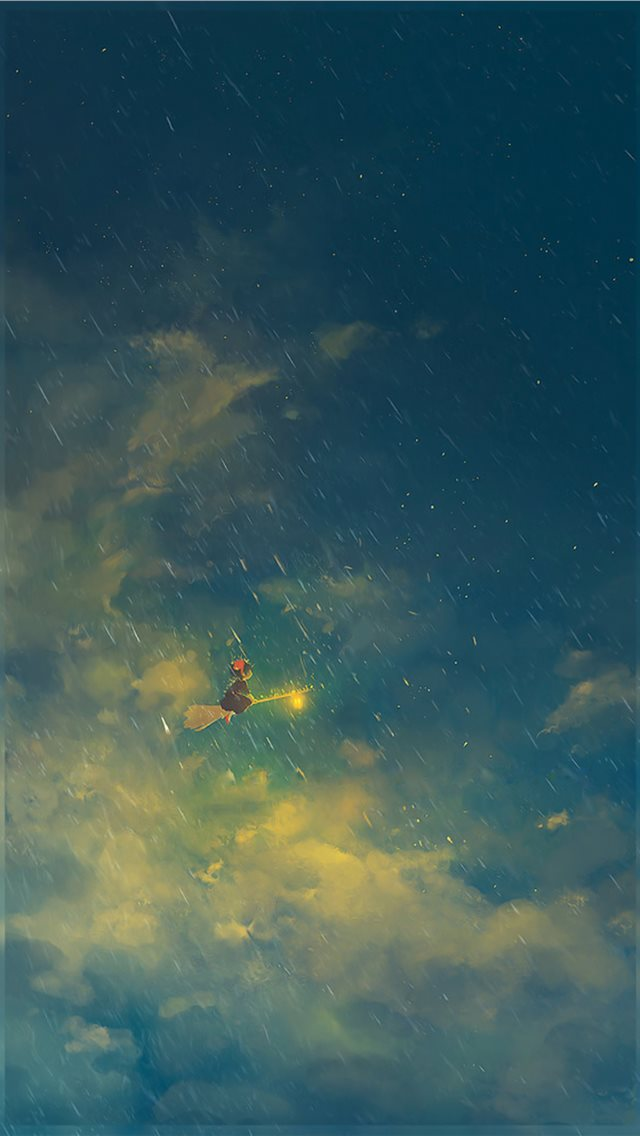Best Studio Ghibli Iphone Wallpapers Hd Ilikewallpaper
