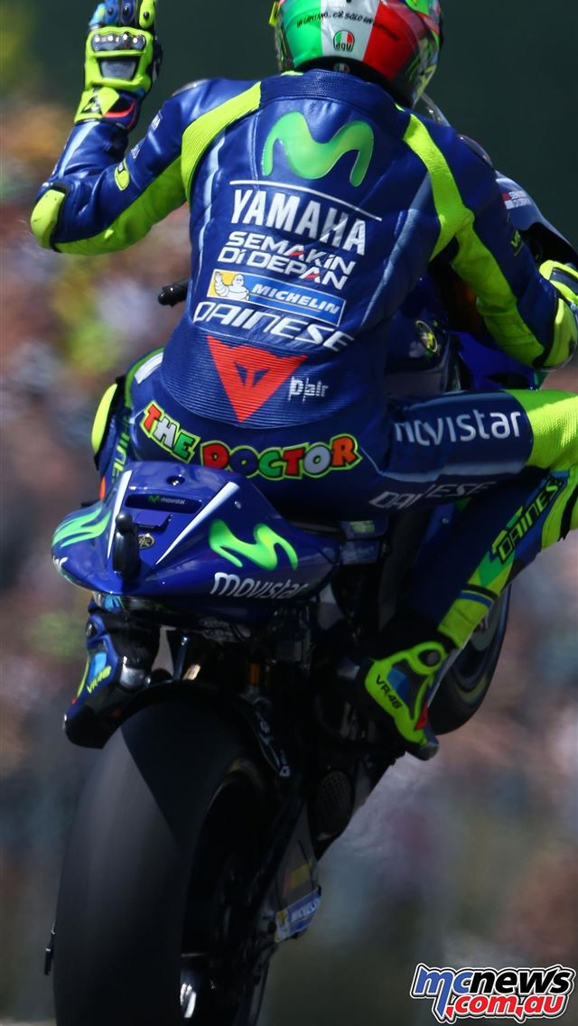 Best Valentino Rossi Iphone Wallpapers Hd Ilikewallpaper