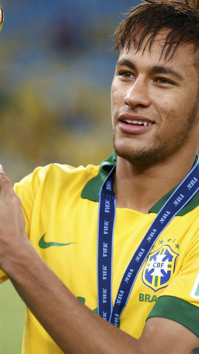 Neymar Jr Brazil iPhone wallpaper