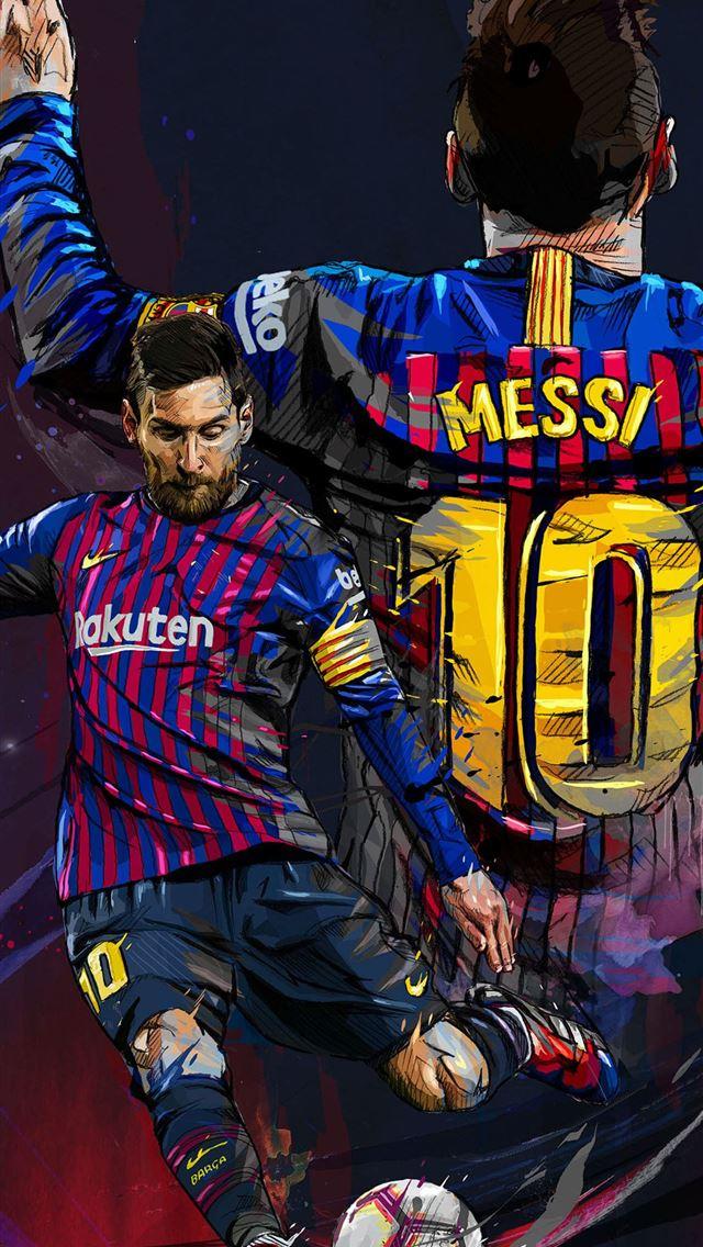 Best Lionel Messi Iphone Wallpapers Hd Ilikewallpaper