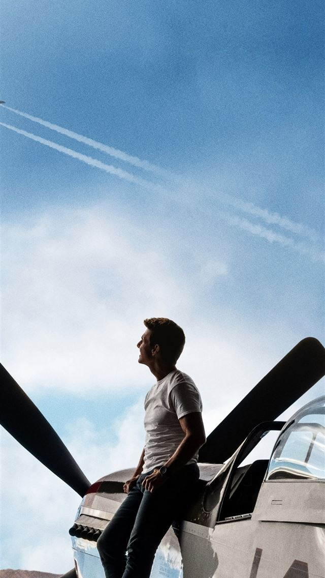 top gun maverick 2020 4k iPhone wallpaper