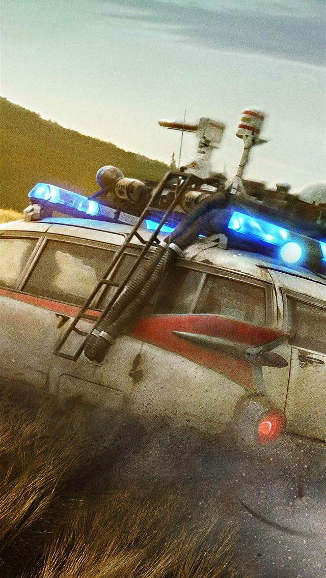ghostbusters afterlife 2020 iPhone wallpaper