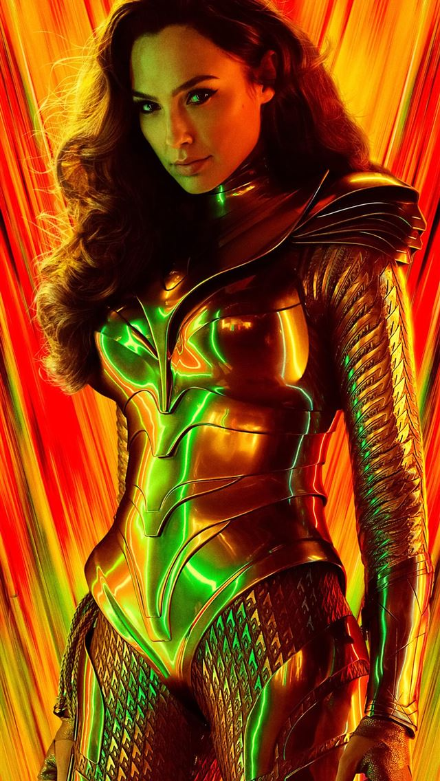 4k wonder woman 1984 movie iPhone wallpaper