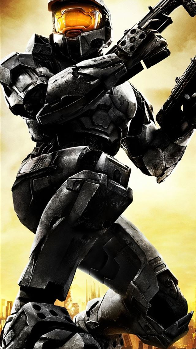 2020 halo 4k iPhone wallpaper