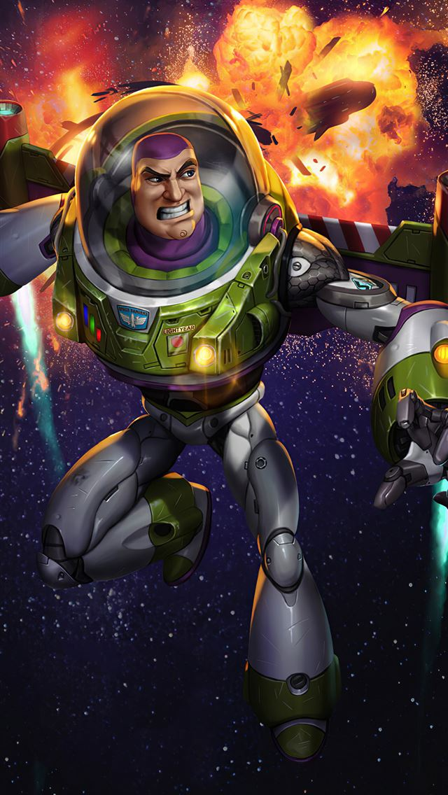 buzz light year iPhone wallpaper