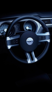 Best Mustang Iphone Wallpapers Hd Ilikewallpaper