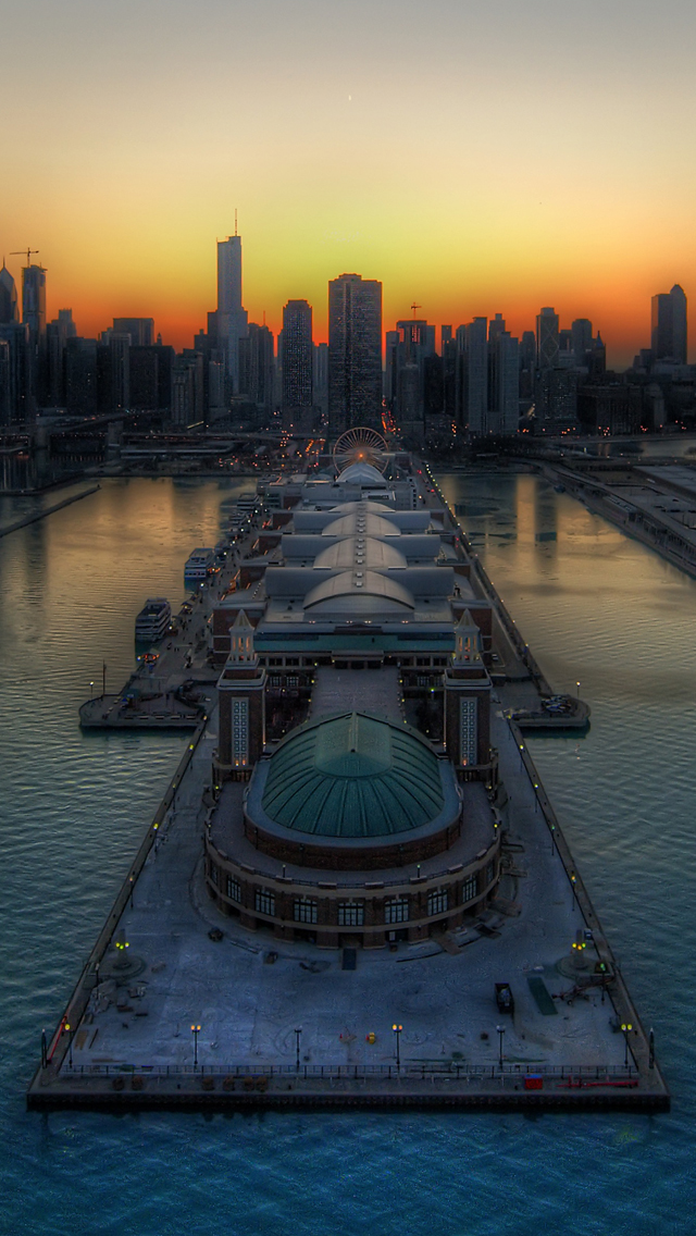Best Chicago Iphone Wallpapers Hd Ilikewallpaper