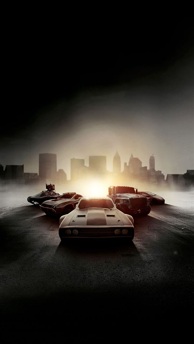 fast 8 iPhone wallpaper