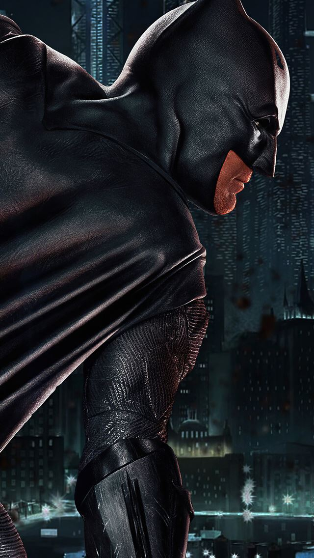 the batman deathstroke 4k iPhone wallpaper
