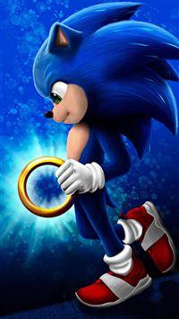 Best Sonic The Hedgehog Iphone Wallpapers Hd Ilikewallpaper