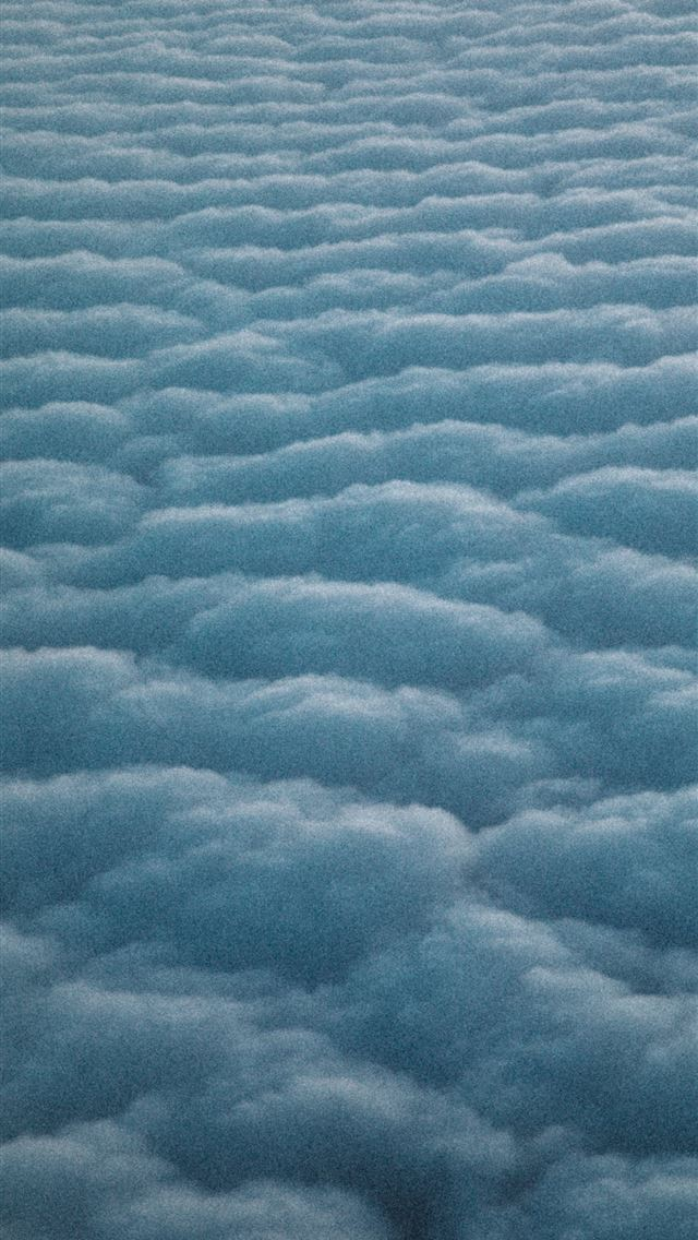 white clouds during day time iPhone wallpaper