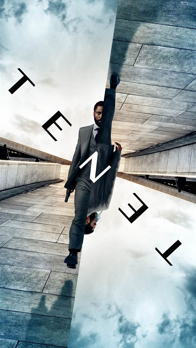 tenet movie 2020 iPhone wallpaper