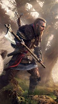 Best Assassins Creed Valhalla Iphone Wallpapers Hd Ilikewallpaper
