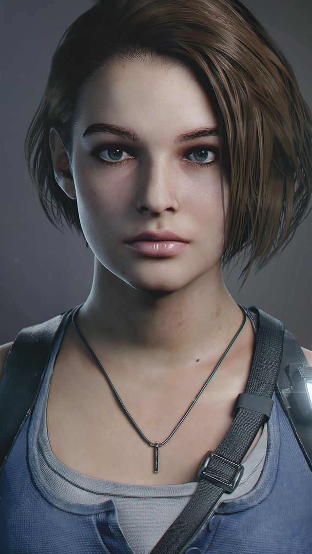 Jill Resident Evil 3 4k Iphone Wallpapers Free Download