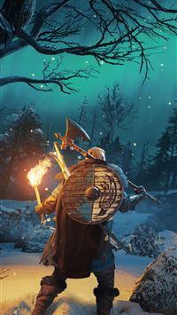 Best Assassins Creed Valhalla Iphone Wallpapers Hd Ilikewallpaper