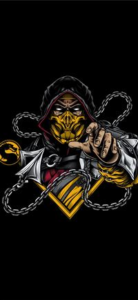 Best Mortal Kombat Iphone X Wallpapers Hd Ilikewallpaper