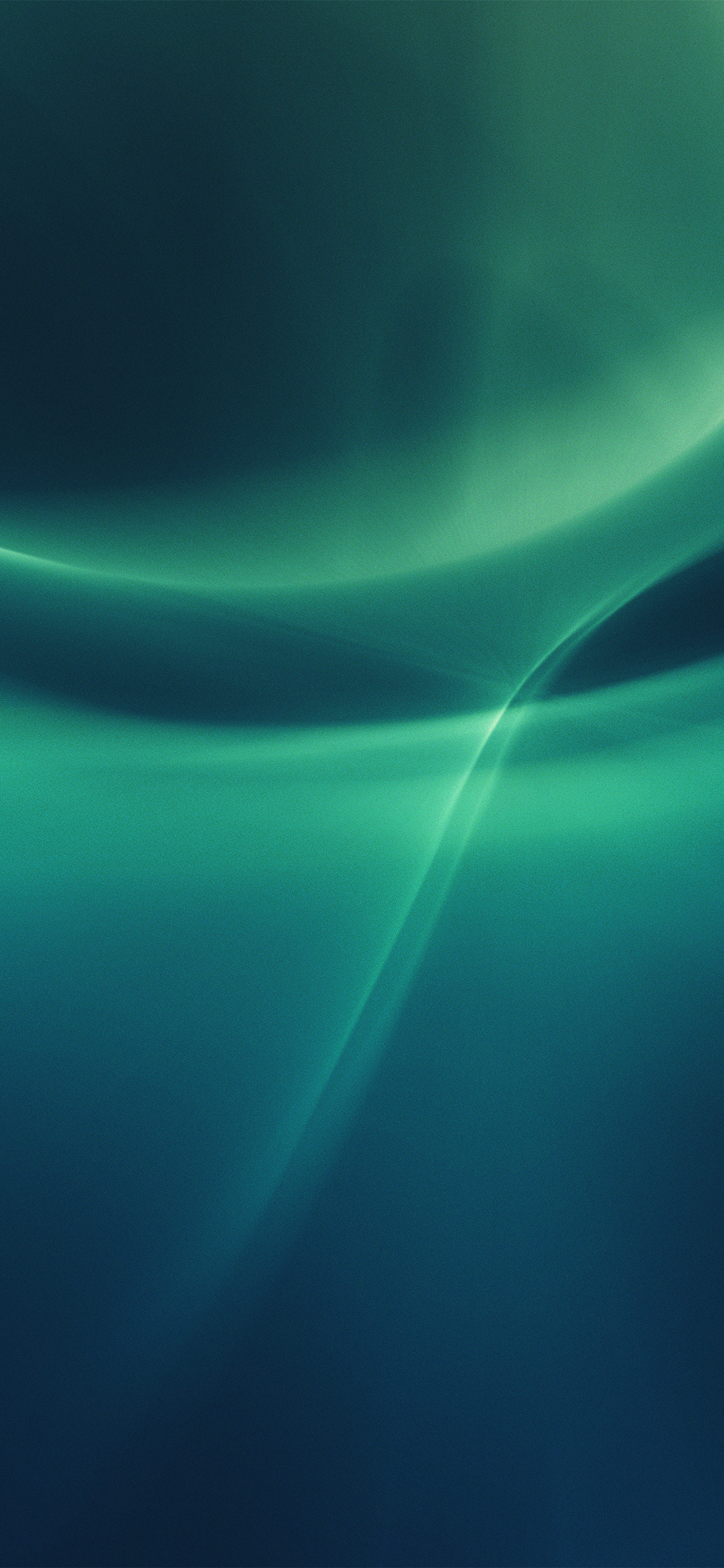 Ribbon Abstract Art Green Pattern Iphone X Wallpapers Free