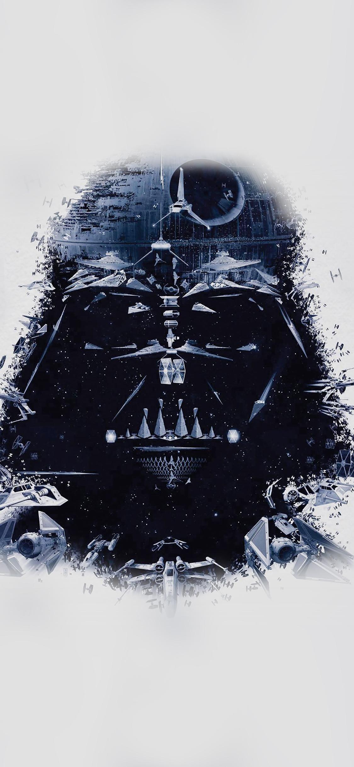 Art Star Wars Iphone X Wallpapers Free Download