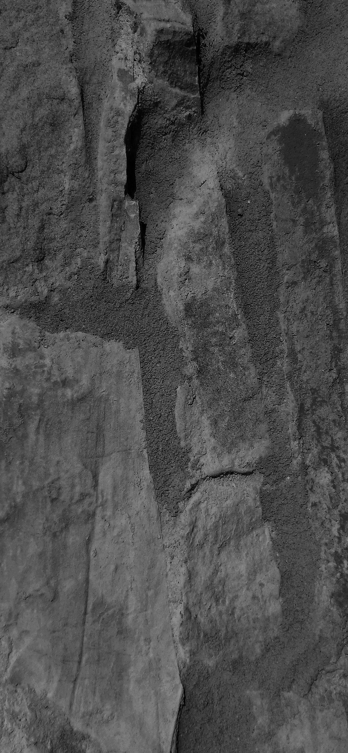 Brick Wall Texture Pattern Dark Iphone X Wallpapers Free