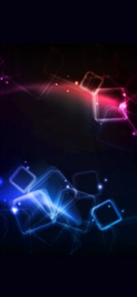 Abstract red blue dark pattern light iphone x wallpaper ilikewallpaper com 200