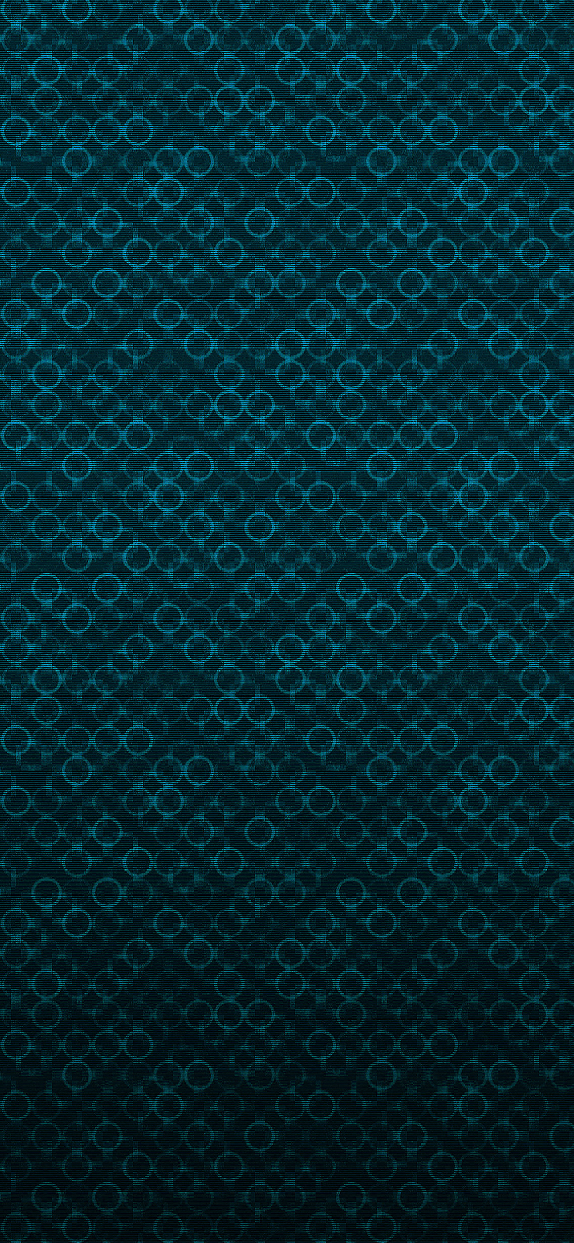 Strange Dark Blue Pattern Iphone X Wallpapers Free Download