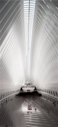 The Oculus  New York  United States iPhone X(S/Max/R) wallpaper