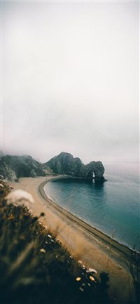 Durdle Door iPhone X wallpaper
