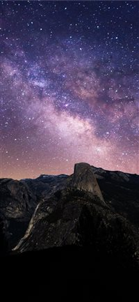 Yosemite National Park  United States iPhone X wallpaper