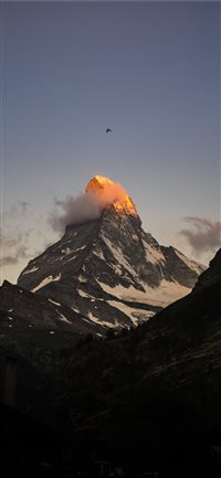 Zermatt  Switzerland iPhone X wallpaper