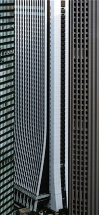 facades of buildings iPhone X(S/Max/R) wallpaper