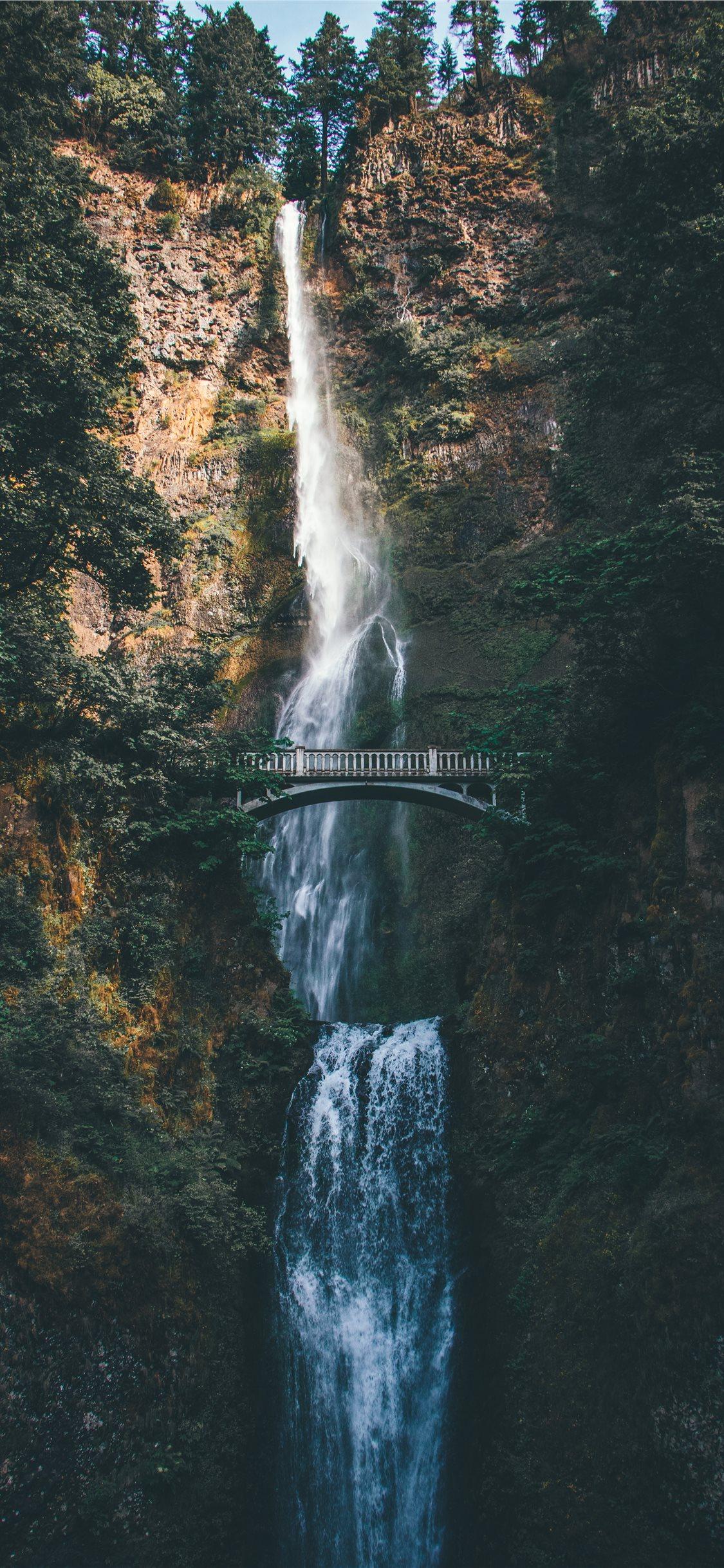 Best Waterfall Iphone X Hd Wallpapers Ilikewallpaper