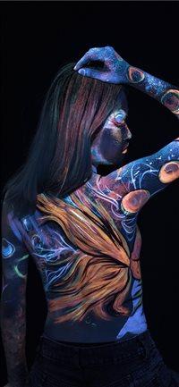 Best Body Art Iphone X Wallpapers Hd Ilikewallpaper