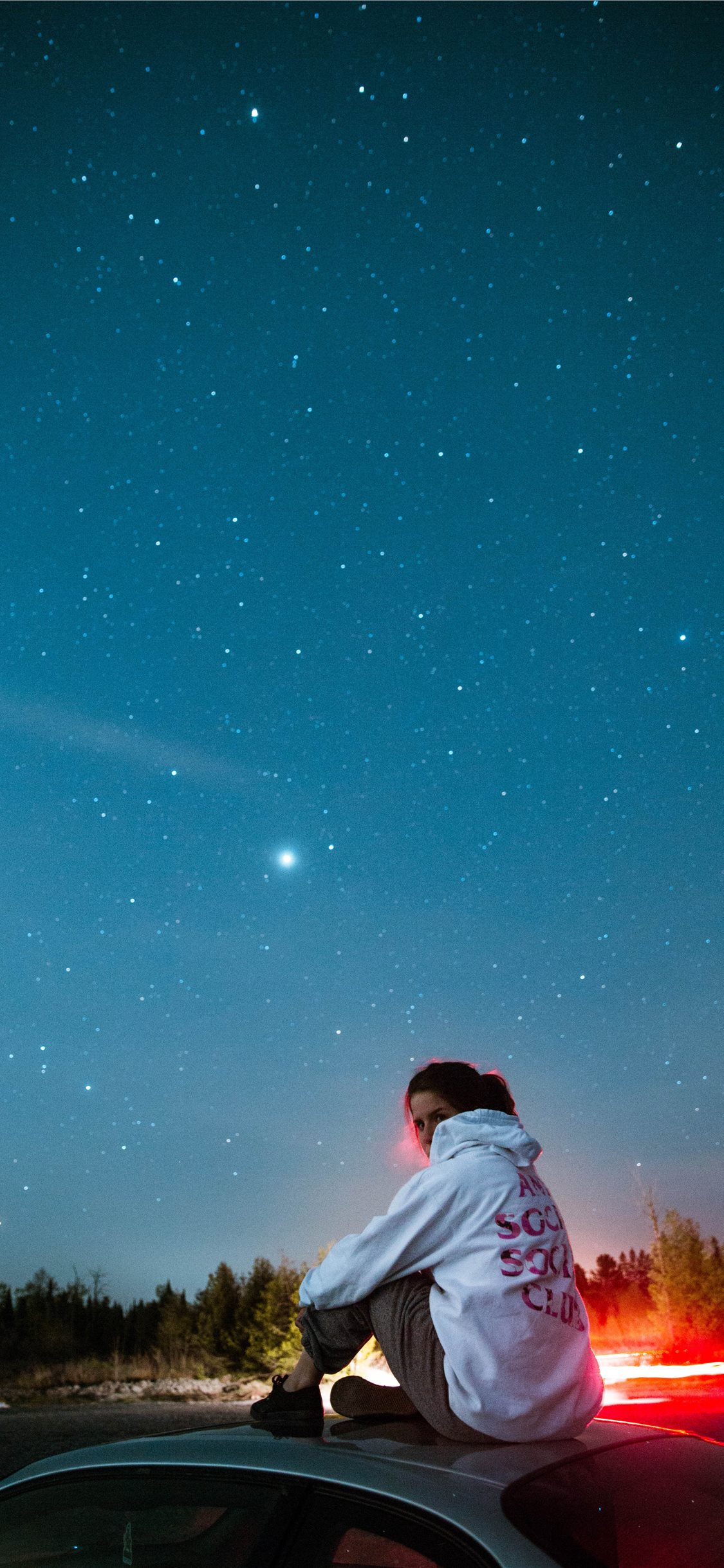 Stargazing Iphone X Wallpapers Free Download