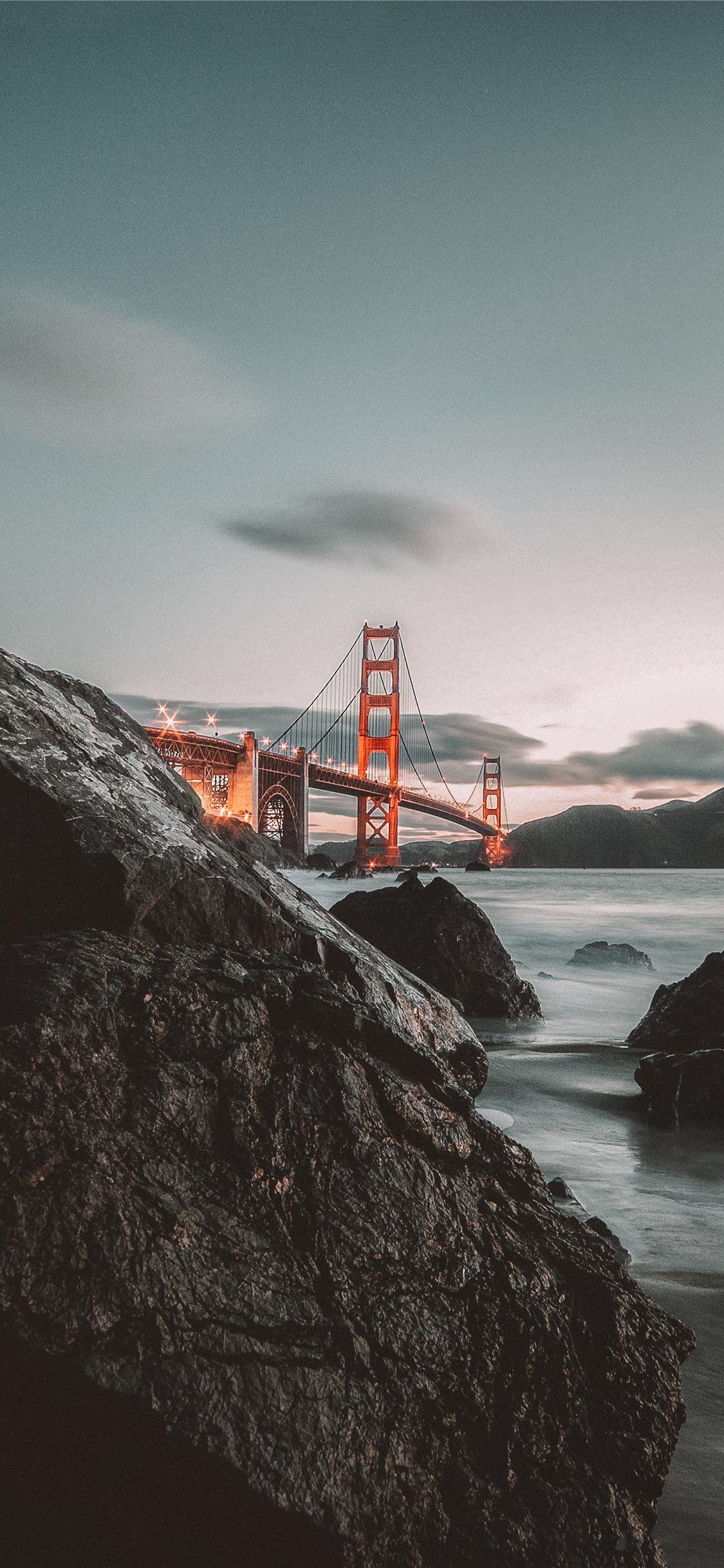Golden Gate Bridge iPhone Wallpapers