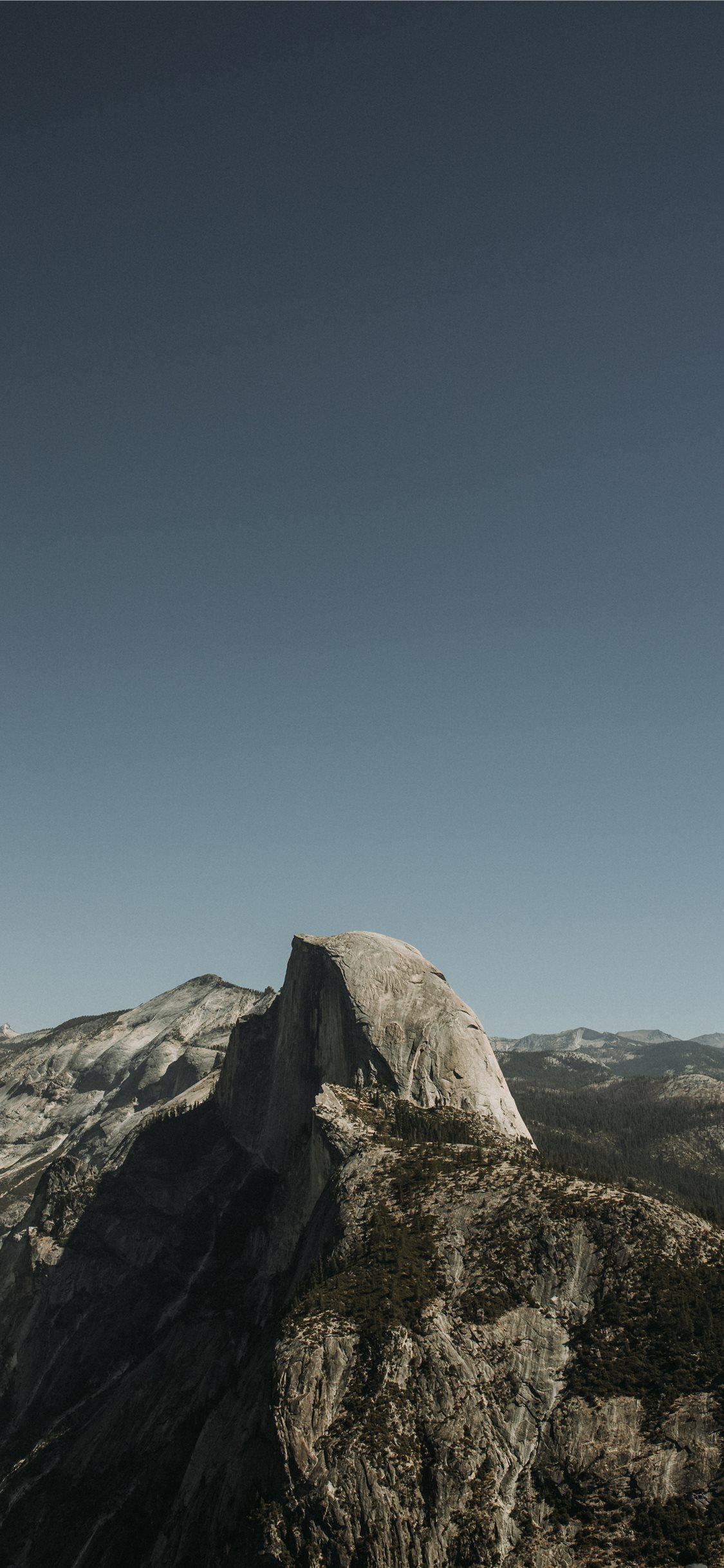 Glacier Point Yosemite Valley United