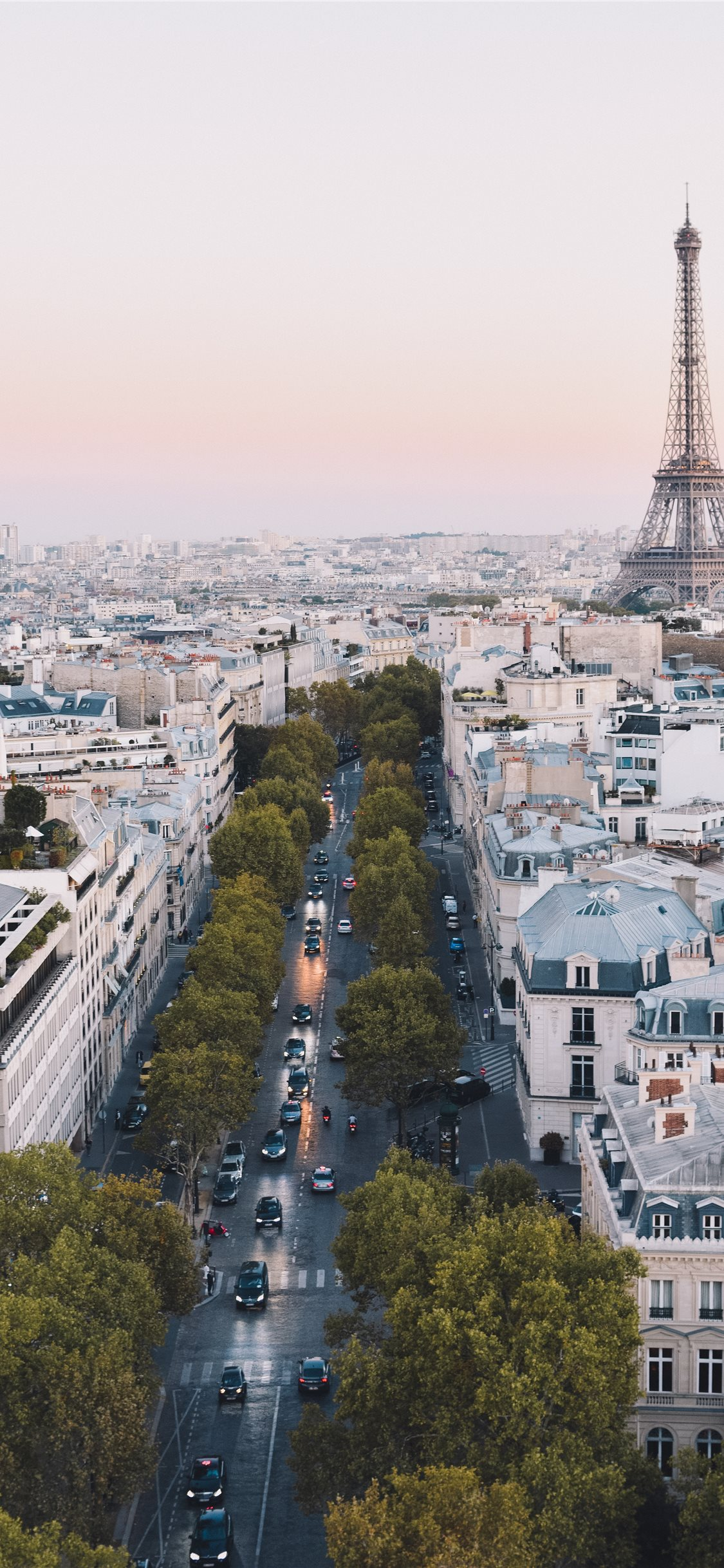 Paris France Iphone X Wallpapers Free Download