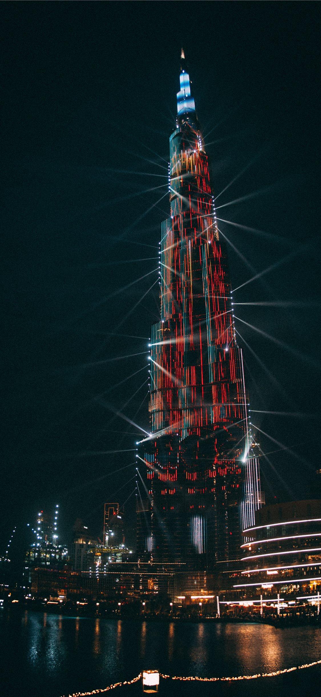 Burj Khalifa Iphone X Wallpapers Free Download