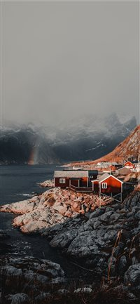Lofoten Norway Iphone X Wallpapers Free Download
