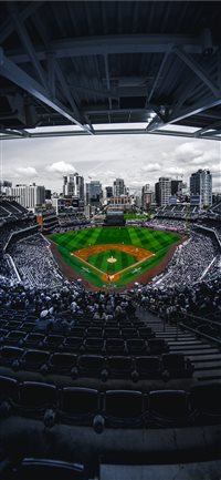 Petco Park  San Diego  United States iPhone X(S/Max/R) wallpaper
