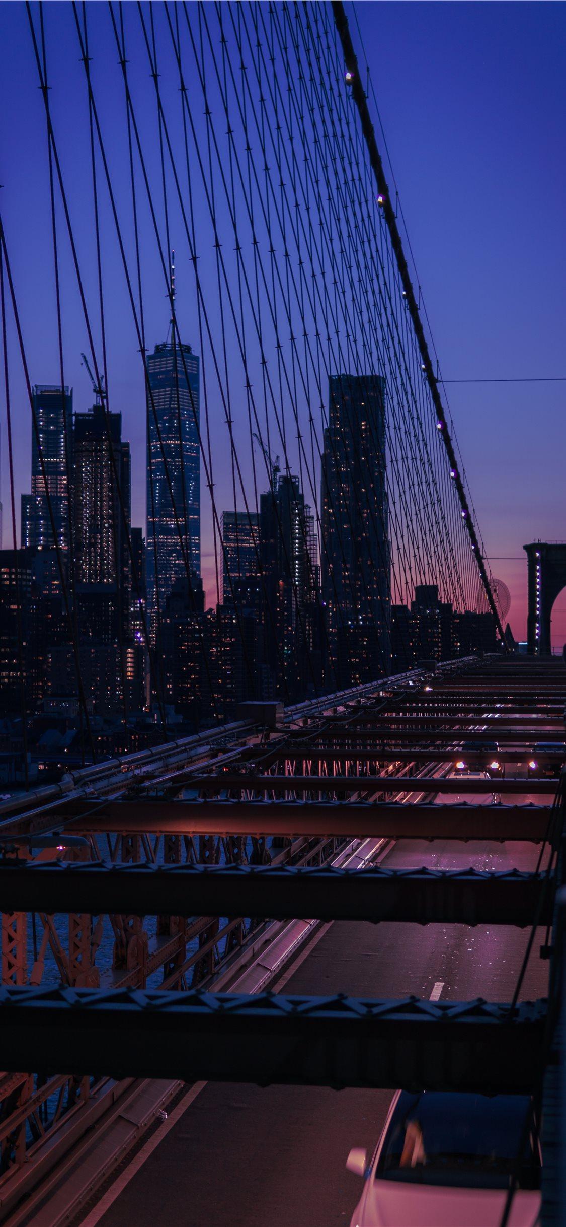 Best New York Iphone X Wallpapers Hd Ilikewallpaper