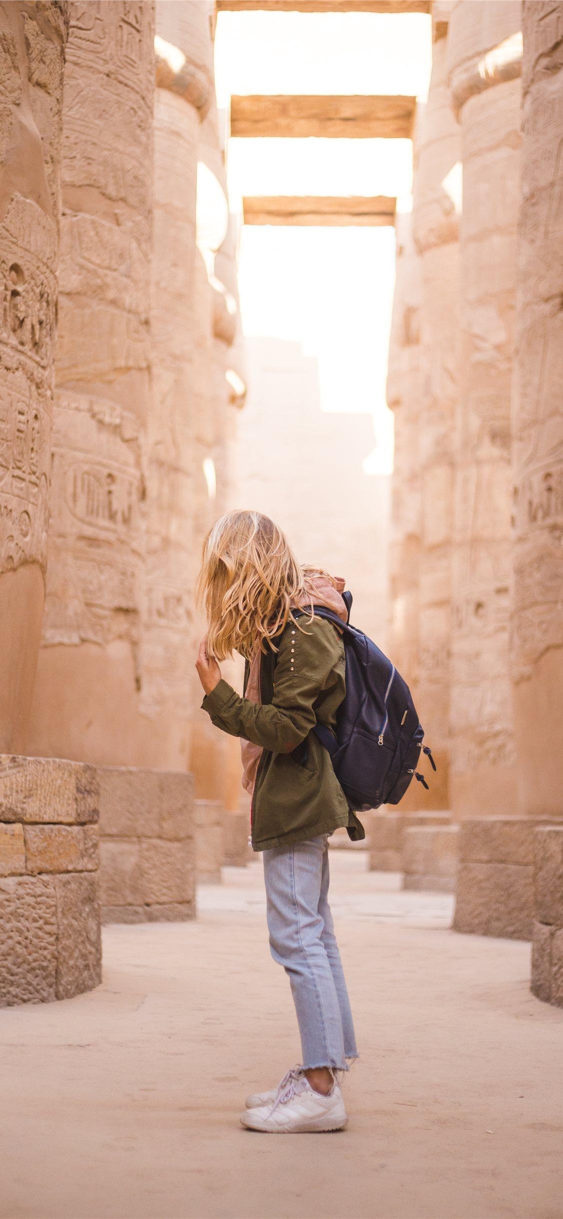 Karnak Egypt Iphone X Wallpapers Free Download