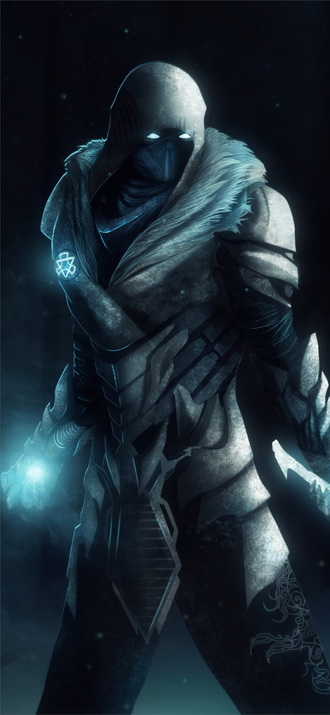 Darka Age Sub Zero 4k Iphone X Wallpapers Free Download