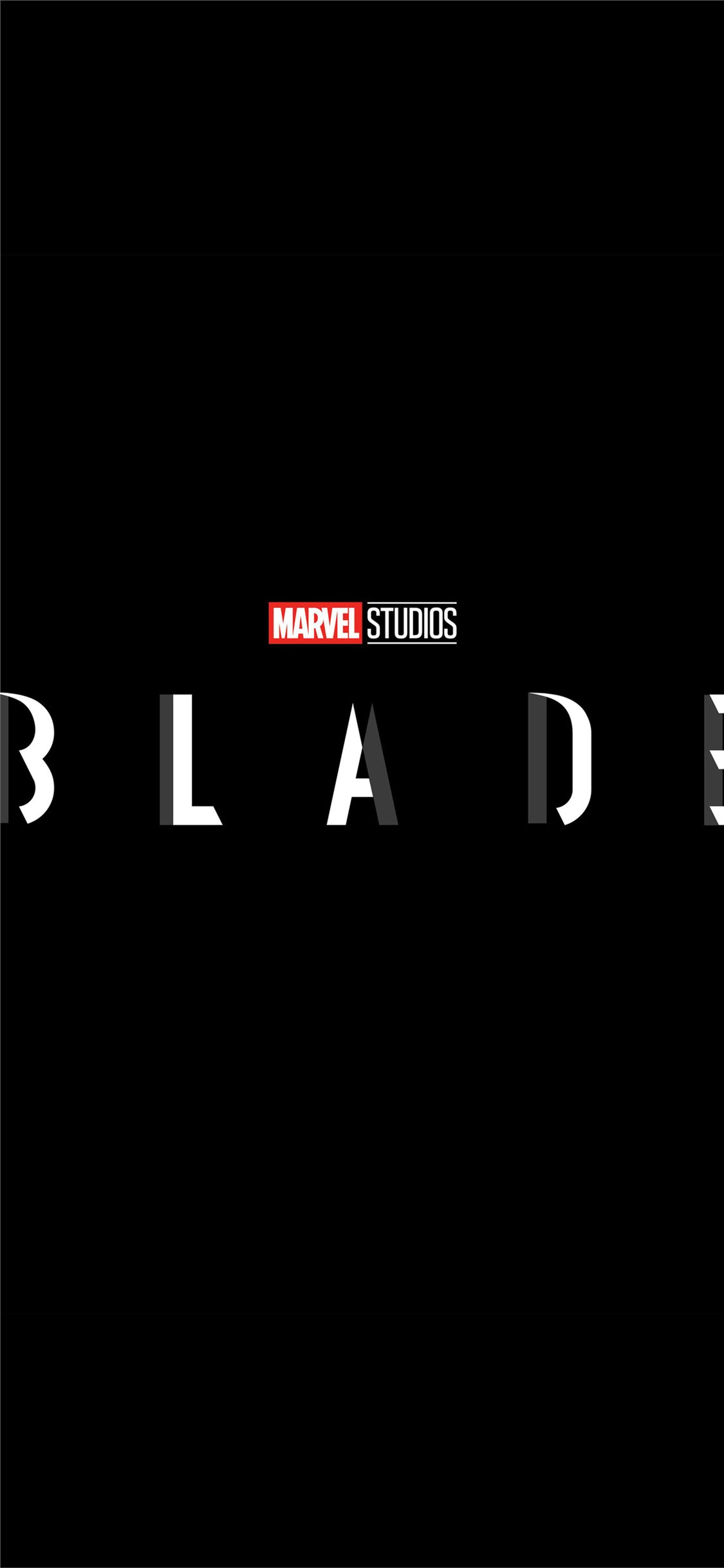 Marvel Blade Movie Iphone X Wallpapers Free Download