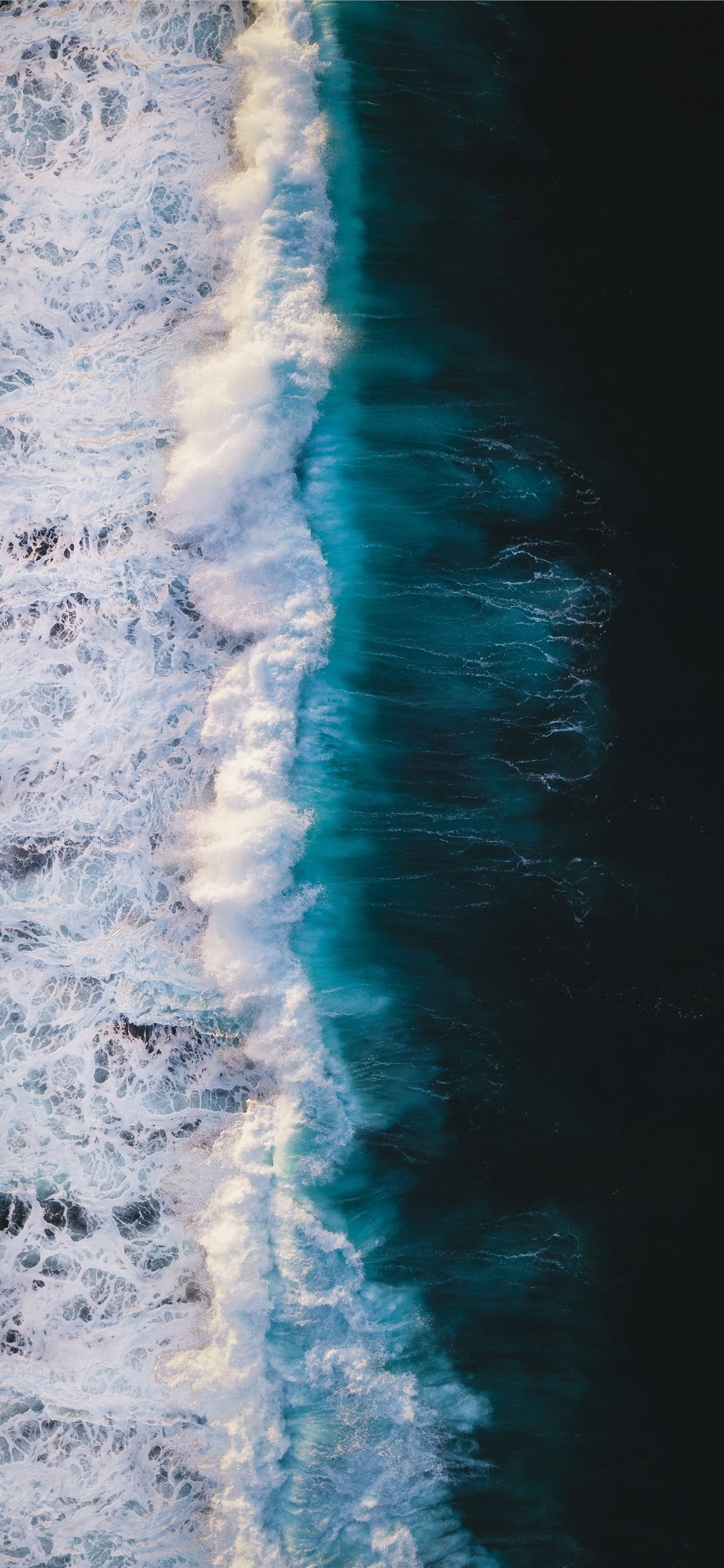 Ocean Wave Iphone X Wallpapers Free Download