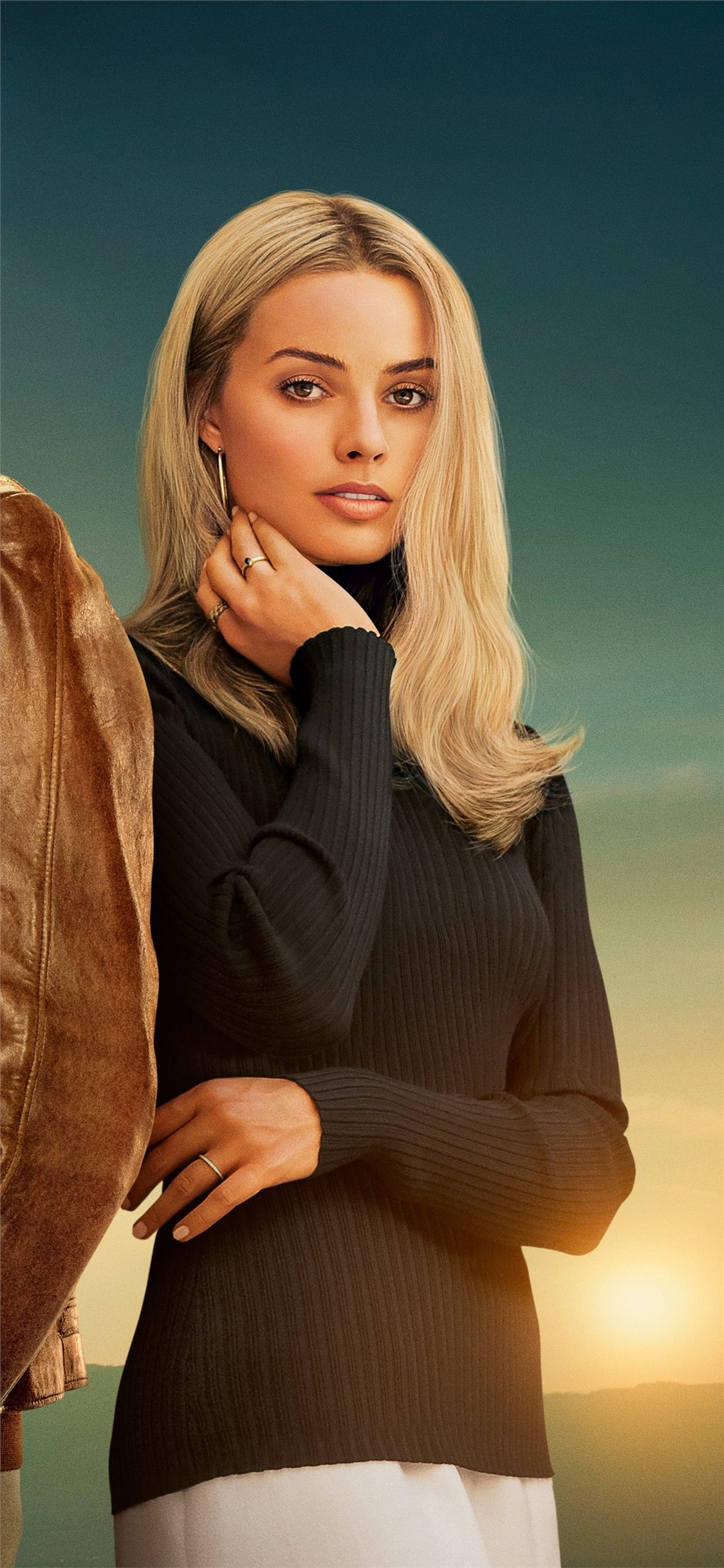 Once Upon A Time In Hollywood 2019 8k Iphone X Wallpapers Free