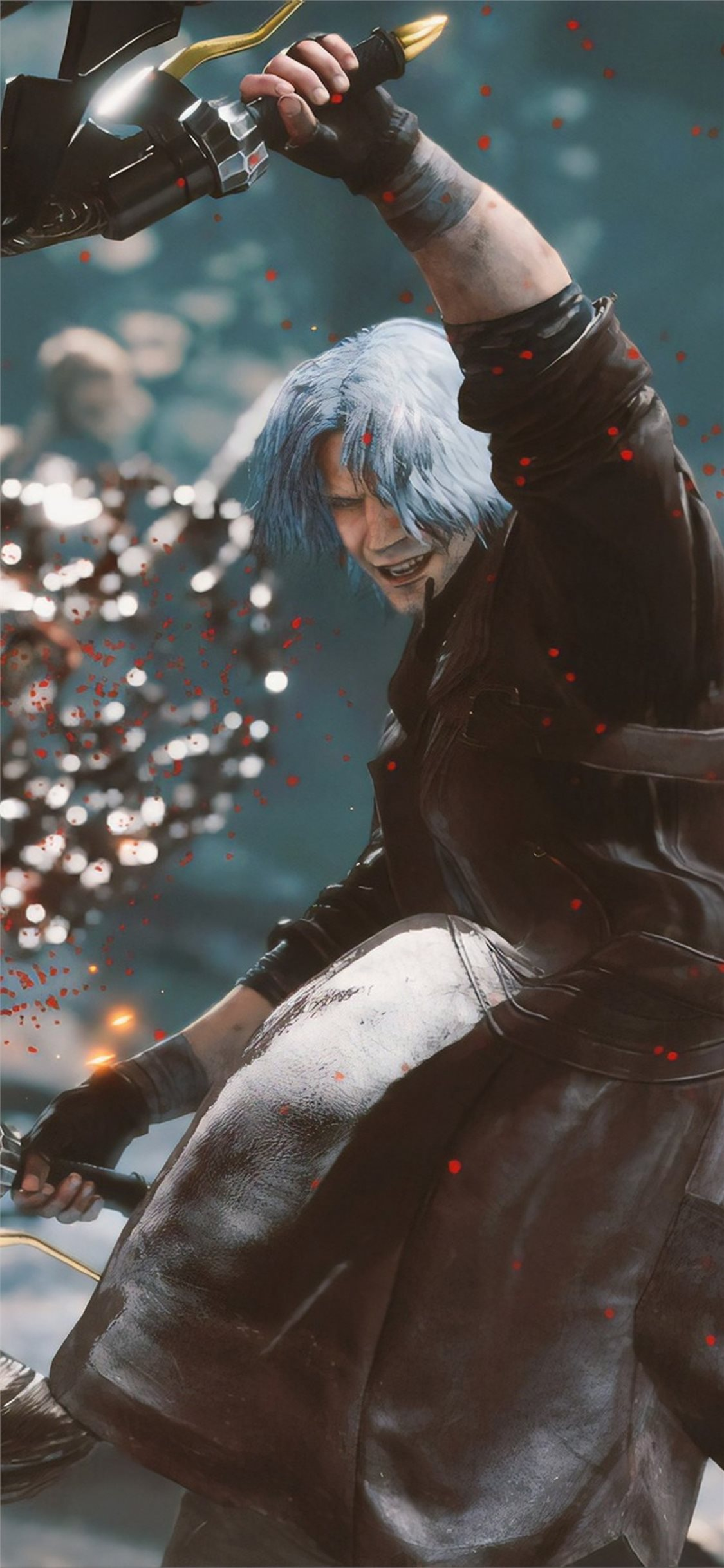 Devil May Cry5 Iphone Wallpapers Free Download
