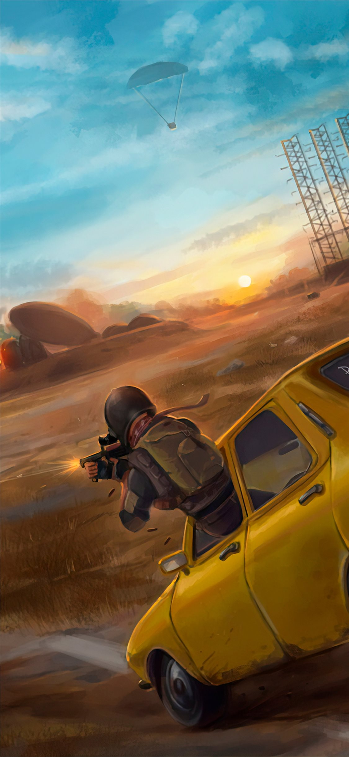 Pubg Car Fight 4k Iphone X Wallpapers Free Download