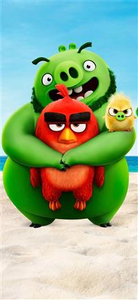 Best Angry Birds Iphone X Wallpapers Hd Ilikewallpaper