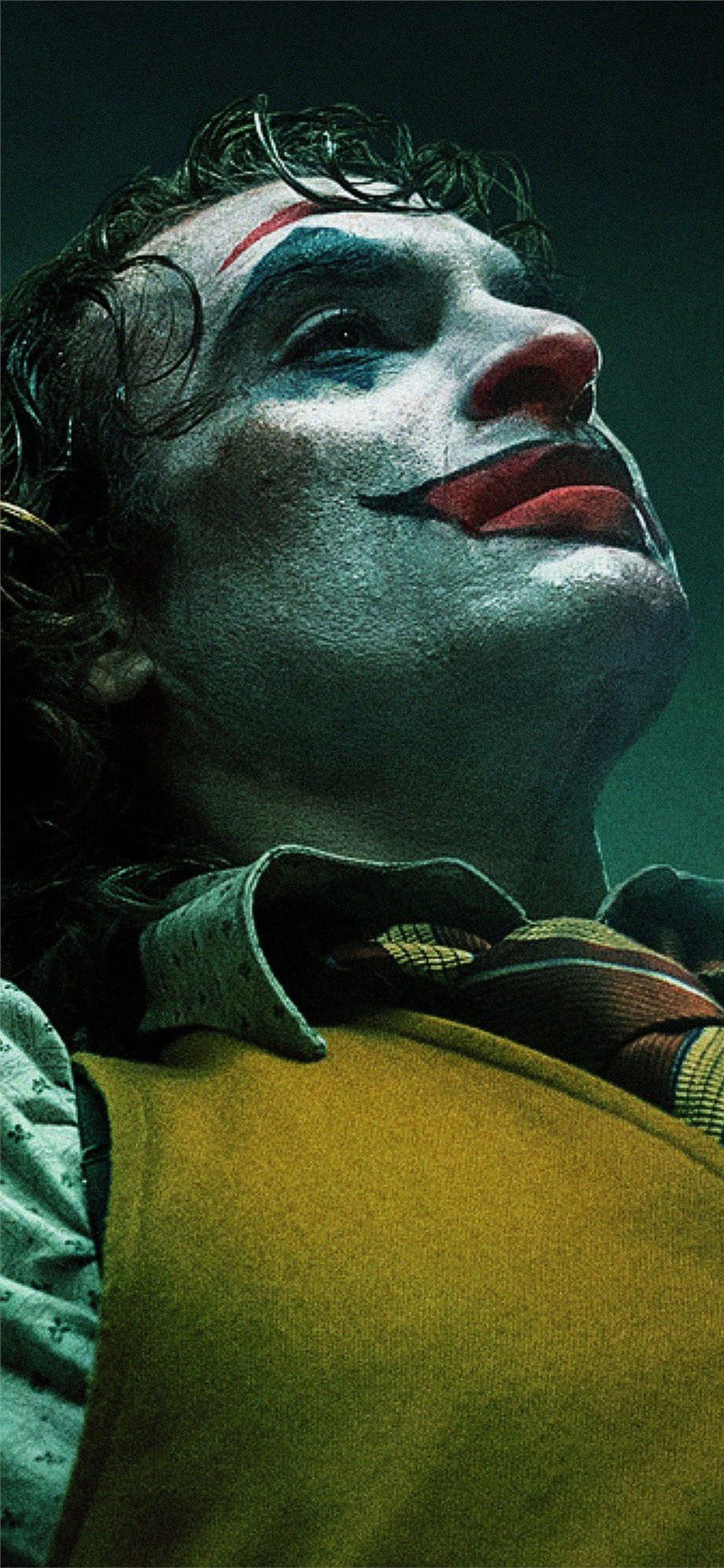 2019 Joker Joaquin Phoenix Iphone X Wallpapers Free Download