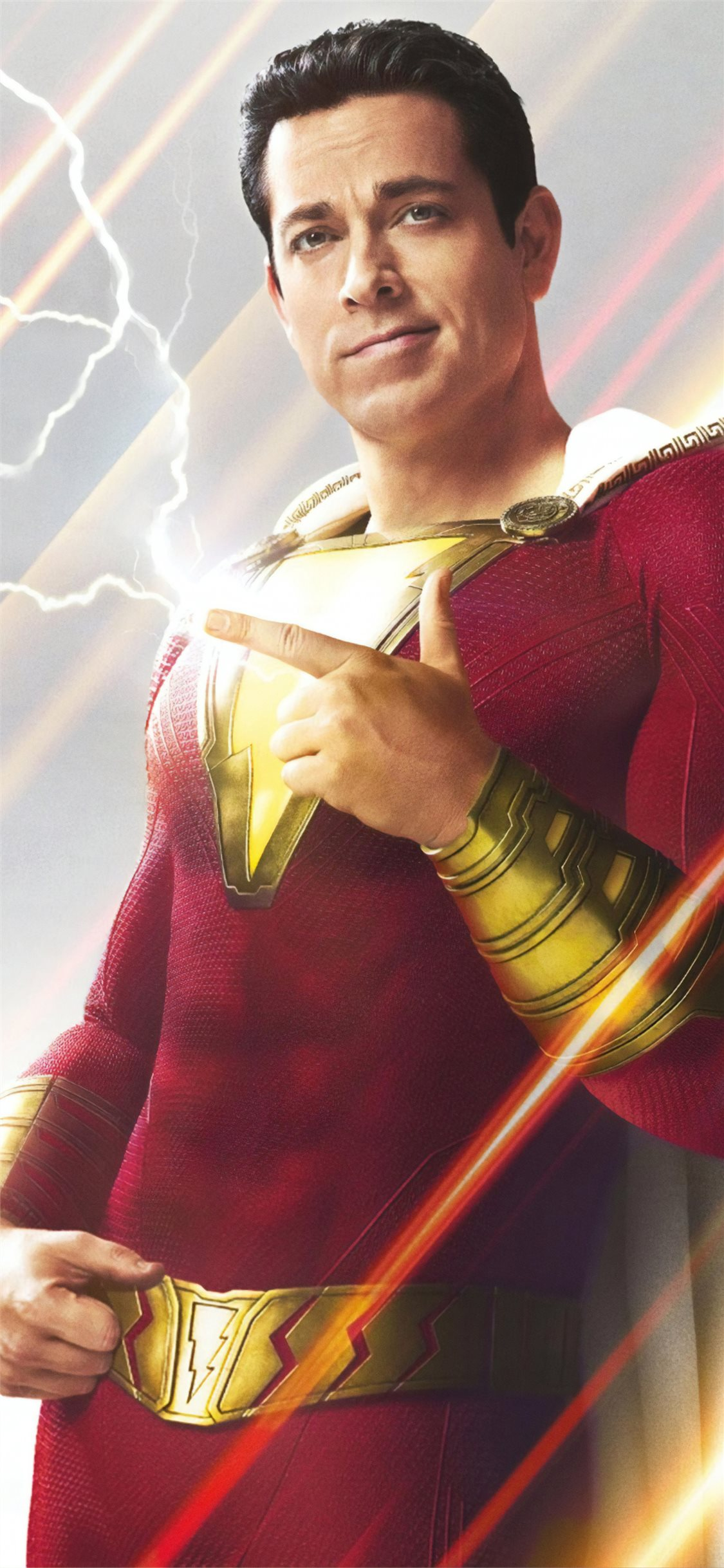 Shazam Movie 4k Poster Iphone X Wallpapers Free Download